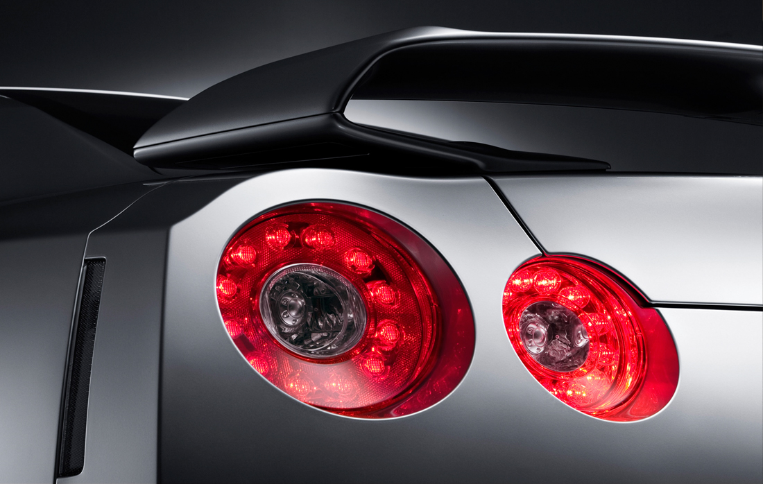 Nissan GTR R35 Rear Tail Lights