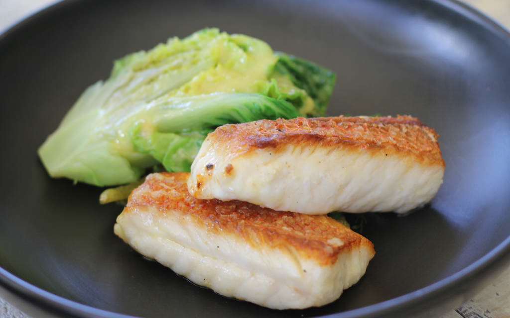 Fish - Muse Kitchen. Image courtesy of FoodPornJournal