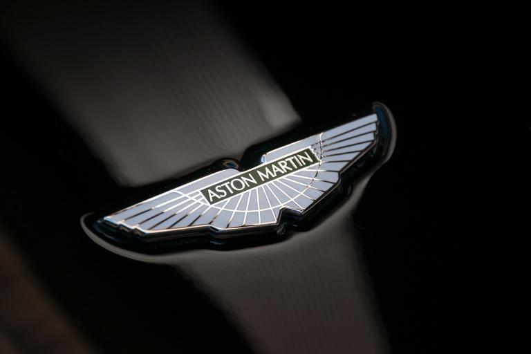 Aston Martin Vantage S Roadster Convertible 183 Prancing Horse