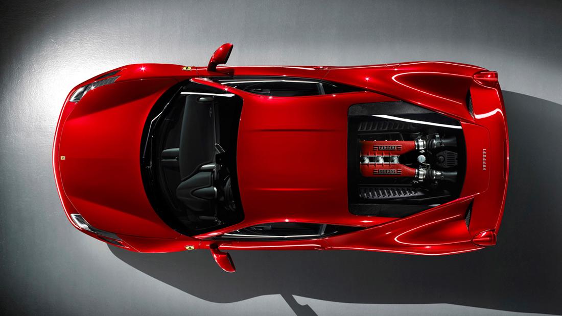 Ferrari 458 Italia 183 Prancing Horse