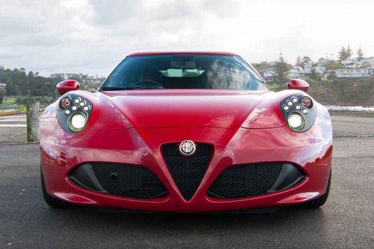 Alfa Romeo 4c Prancing Horse Drive Experiences Australia