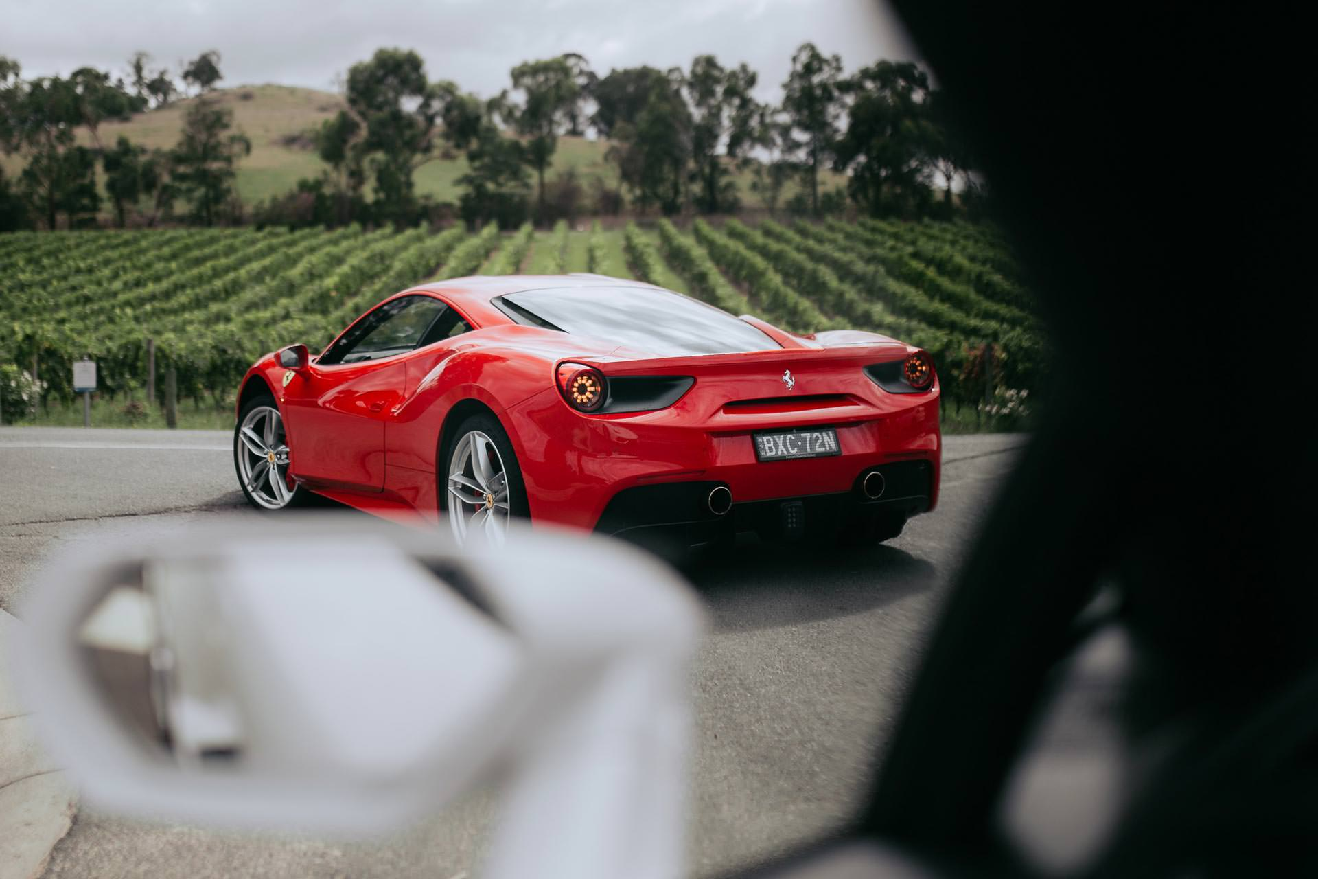 Supercar Drive Day Experience Yarra Valley Melbourne Victoria
