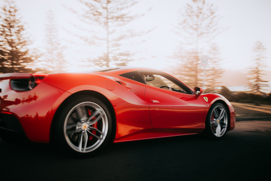 Luxury Supercar Escape Nsw South Coast And Southern