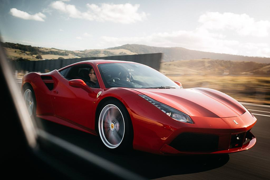 Ferrari 488 GTB Driving Experience - Sydney, Southern Highlands and Kiama