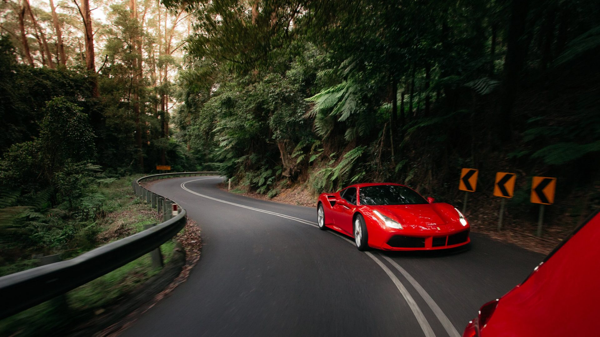 Supercar Drive Day - Kiama and Southern Highlands 2020