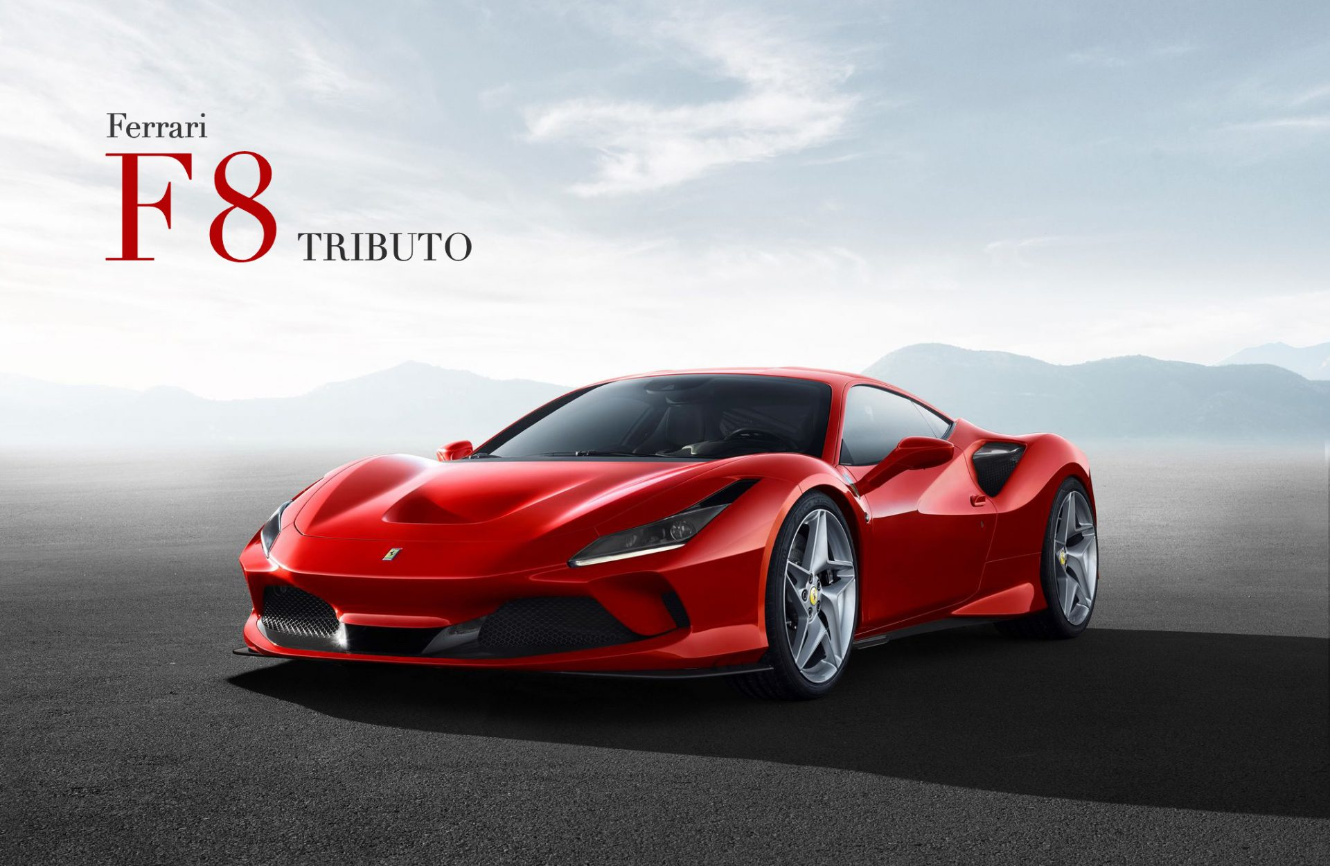 Ferrari F8 Tributo Australia