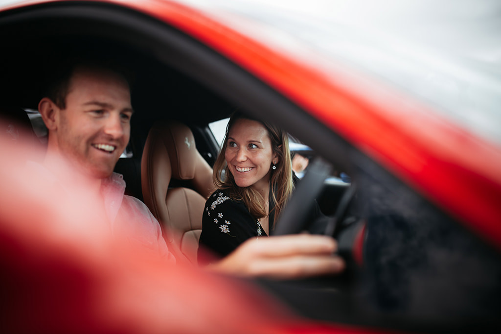 Luxury Driving Experience - Adelaide Hills South Australia