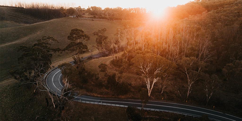 Chain of Ponds - Adelaide Hills South Australia
