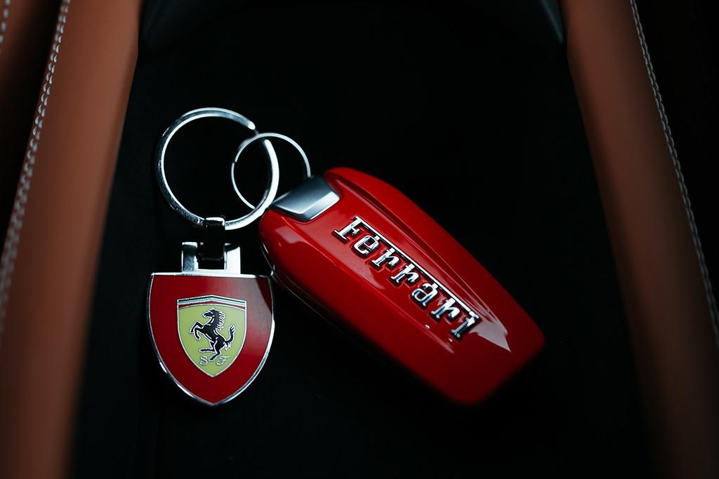 Ferrari Driving Experiences - Sequoia Adelaide Hills