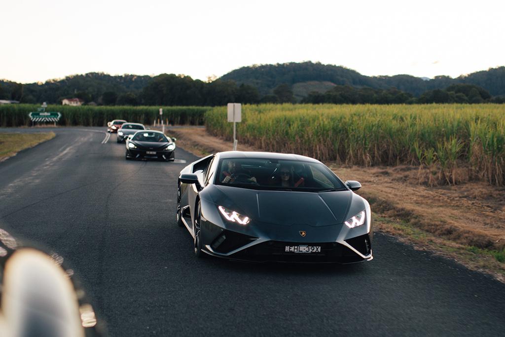 Lamborghini Huracan EVO Driving Experience - Sequoia Adelaide Hills
